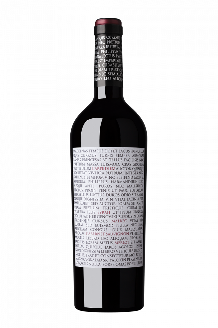 Carpe Diem Red, 0.75 L-ibyE3.png