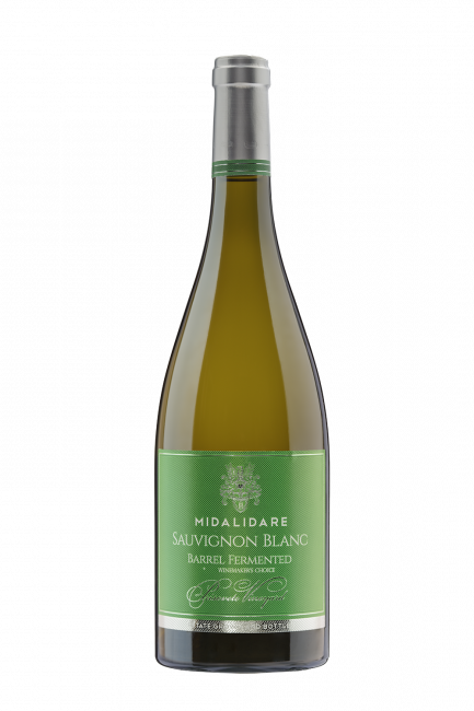 Winemaker's Choice Sauvignon Blanc Barrel Fermented 2017, 0.75 L